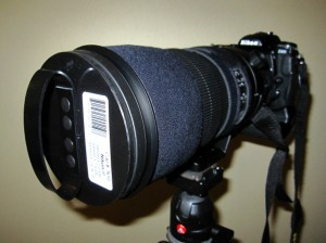 Don Zeck Lens Cap