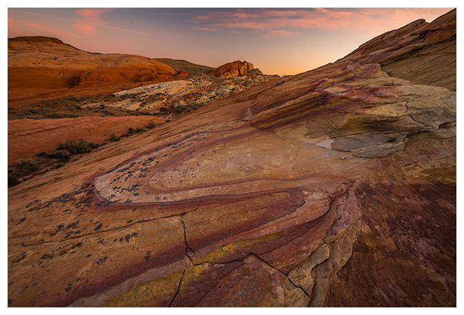3-sandstone-swirl-sunset-valley-of-fire